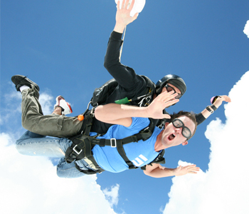 fresno, California Tandem Skydiving