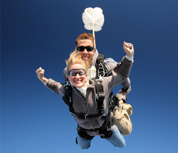 fresno Skydiving Photographs
