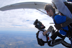 Get a Video of your Skydive in fresno!
